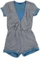 LAmade Kids French Terry Jumper (Toddler/Kid) - Mosiac-6x