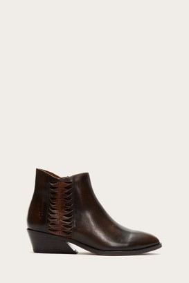 The Frye Company Farrah Feather Bootie