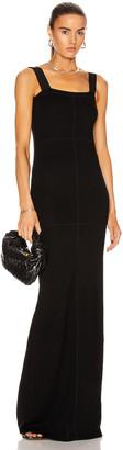 Lemaire Tube Dress in Black | FWRD