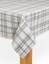 Marks and Spencer Tartan Tablecloth