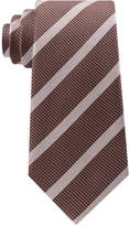 Sean John Men's Micro Houndstooth Stripe Silk Tie