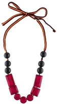 Marni Bead & Resin Necklace