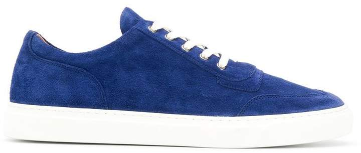 Harry's of London smooth texture sneakers