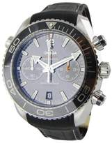 Omega Seamaster Stainless Steel 45.5mm Mens Watch
