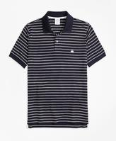 Brooks Brothers Golden Fleece® Slim Fit Performance Stripe Polo Shirt