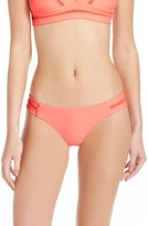 Pilyq Women's Stitch Bikini Bottoms