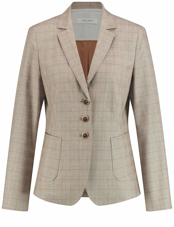 Thumbnail for your product : Gerry Weber Women's 330017-38226 Suit Jacket