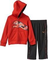 Puma Baby Boy Fleece Jacket & Pants Set
