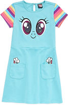 My Little Pony Short Sleeve Cap Sleeve A-Line Dress - Big Kid Girls