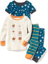Old Navy 4-Piece Graphic Sleep Set for Toddler & Baby
