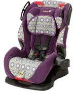 Safety 1st All-in-One Convertible Car Seat, Anna by