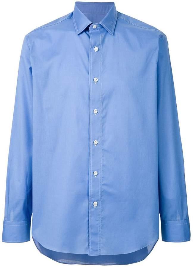 Salvatore Piccolo classic shirt