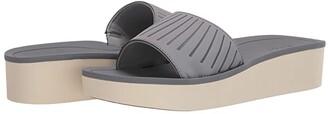 OluKai Halu'a (Poi/Off-White) Women's Sandals