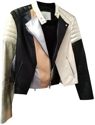 3.1 Phillip Lim Multicolour Leather Leather Jacket for Women