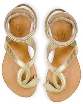 Cocobelle Snake Wrap Sandal