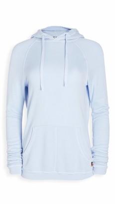 Freecity Women's Hooded Pullover Sweatshirt