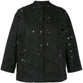 Aspesi perforated detail jacket