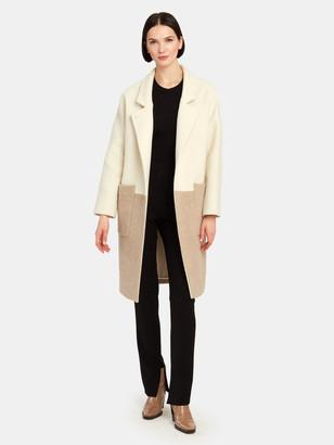 AllSaints Rylee Oversized Wool Coat