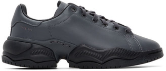 Oamc Grey adidas Originals Edition Type O-2 Sneakers