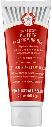 First Aid Beauty Skin Rescue Oil-Free Mattifying Gel Moisturizer