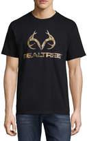 Gildan Realtree Fall 17 Short Sleeve Crew Neck T-Shirt