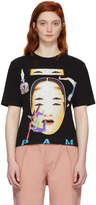 Perks And Mini Black Minor Character T-Shirt