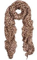 TrendsBlue Premium Classic Leopard Animal Print Fashion Scarf