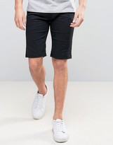 Lindbergh Chino Shorts in Black