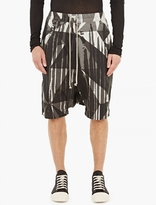Rick Owens Drkshdw Camouflage Pod Shorts