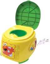 Ginsey 3-in-1 Potty Trainer with Sound - Sesame Street Yellow