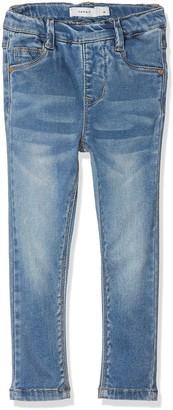 Name It Baby Girls' Nmfpolly Dnmtora 2094 Legging Jeans
