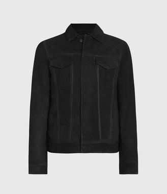 AllSaints Hazel Leather Jacket