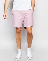 Farah Chino Shorts In Oxford Cotton