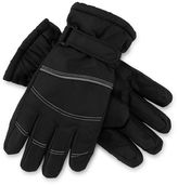Asstd National Brand Contrast Stitch Gloves - Boys 8-20