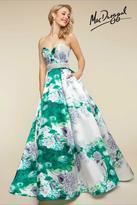 Mac Duggal Ball Gowns Style 66044H