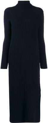 Marni Long split-side sweater