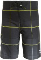 Billabong All Day Plaid X Boardshorts (For Little Boys)