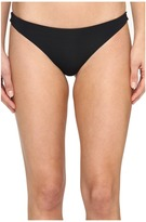 Roxy Strappy Love Heart Mini Bikini Bottom