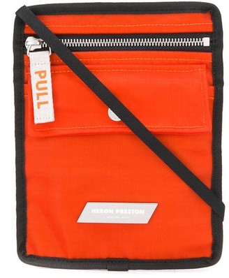 Heron Preston Logo Messenger Bag