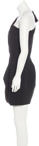 Just Cavalli One-Shoulder Sheath Dress