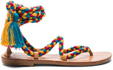 Soludos Gladiator Lace Up Sandal