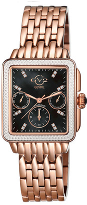 Gv2 Women's Bari Multi Diamond Watch