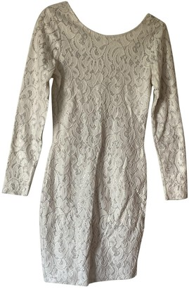 River Island White Lace Dress for Women