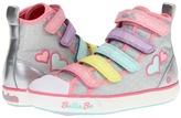 Skechers Bella Ballerina - Curtsies 82035L (Little Kid/Big Kid) (Neon) - Footwear