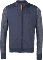 Parajumpers arm patch bomber jacket - men - Cotton/Polyamide/Polyurethane - M