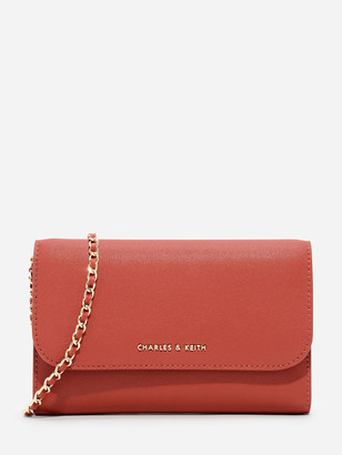 Charles & Keith Front Flap Wallet