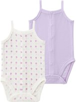 Uniqlo Baby Mesh Bodysuit, 2 Pack