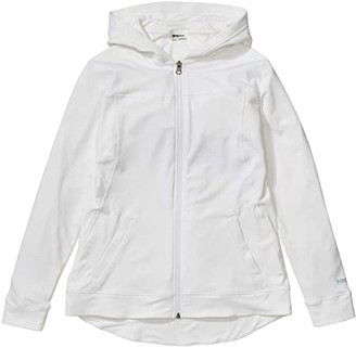 Marmot Tomales Point Hoodie (White) Women's Clothing