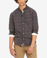 Denim & Supply Ralph Lauren Men's Plaid Oxford Shirt