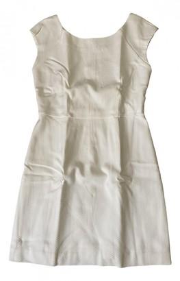 Gant White Cotton Dresses